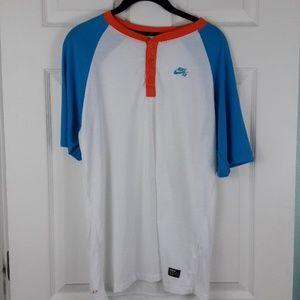 Nike SB (skateboarding) Raglan Shirt Dri-fit